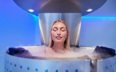 Les avantages de la cryothérapie